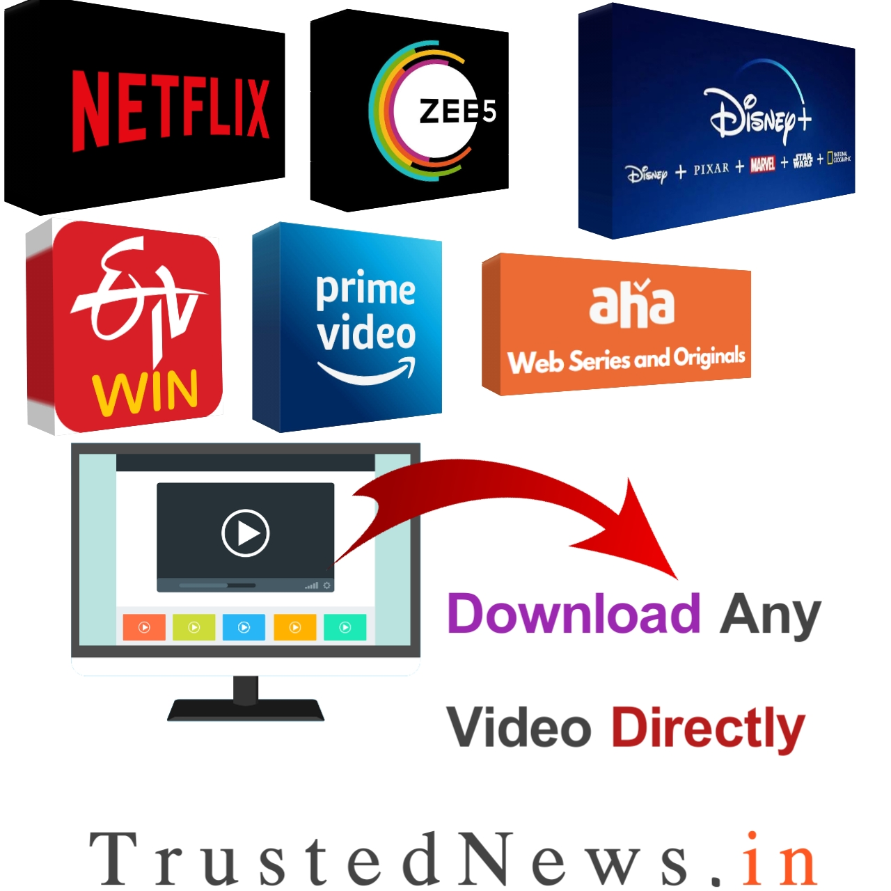 download videos from streaming websites
